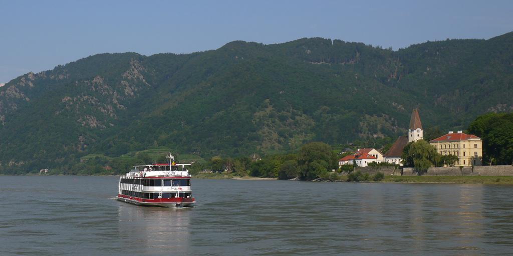 Abenteuer Donau per Rad